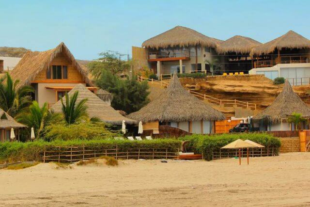Massage School Abroad - Los Organos, Peru Beach