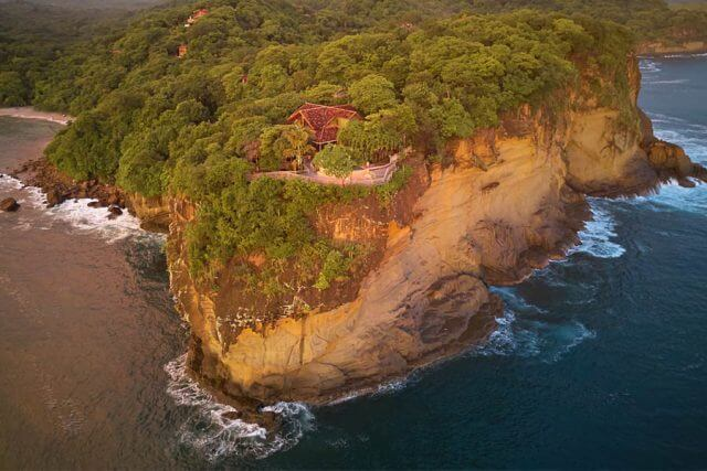 Redonda Bay, Nicaragua - Location