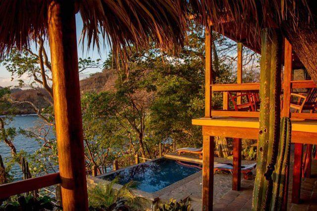 Redonda Bay, Nicaragua - Pool & View