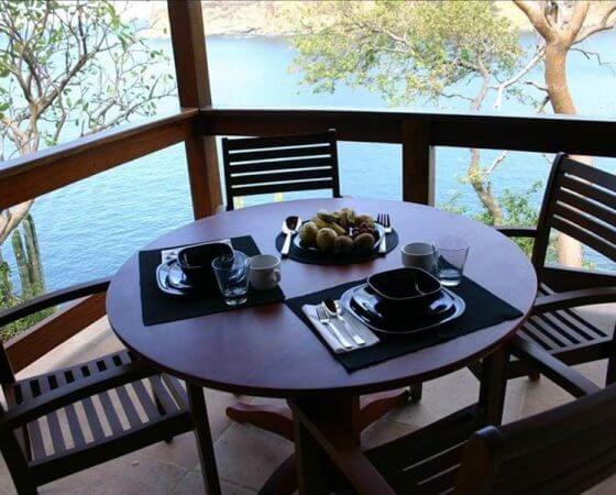 Redonda Bay, Nicaragua – Front Deck