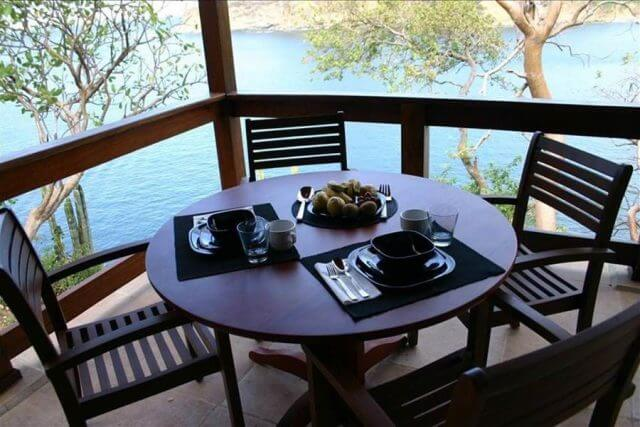 Redonda Bay, Nicaragua - Front Deck