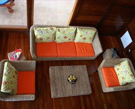 Redonda Bay, Nicaragua – Living Room
