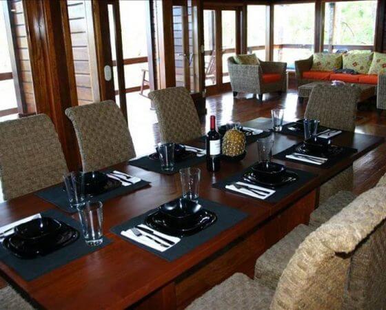 Redonda Bay, Nicaragua – Dinning Room