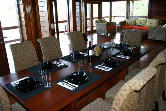Redonda Bay, Nicaragua - Dinning Room