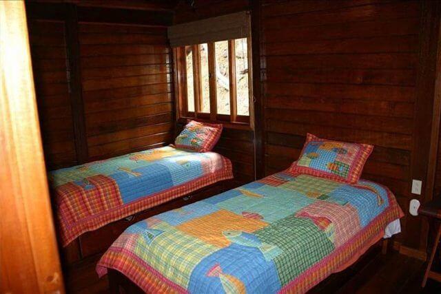 Redonda Bay, Nicaragua - Bedroom