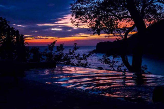 Redonda Bay, Nicaragua - Evening View