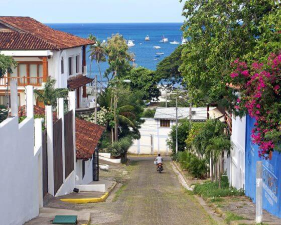 San Juan Del Sur, Nicaragua – City Street