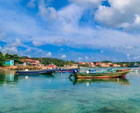 San Juan Del Sur, Nicaragua – Colorful Boats
