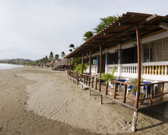 San Juan Del Sur, Nicaragua – Restaurant