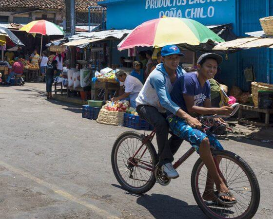 Granada, Nicaragua Street Market