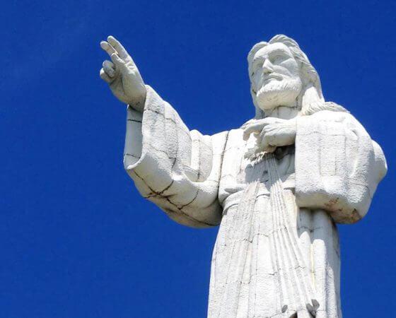 San Juan Del Sur, Nicaragua – Statue