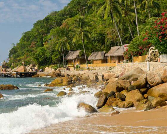 Yelapa, Mexico – Shoreline