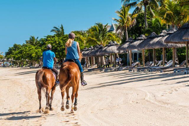 Massage School Abroad - Yelapa, Mexico - Horseback Riding