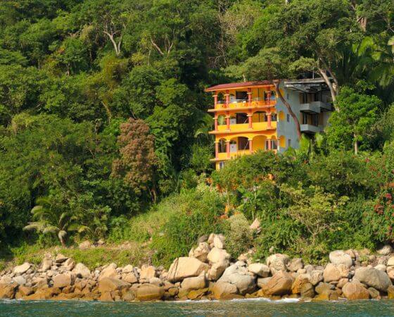 Yelapa, Mexico – Coastal Building