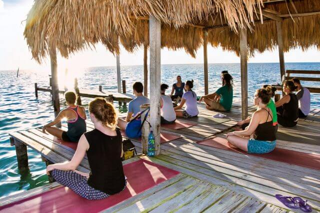 Massage School Abroad - Yelapa, Mexico - Yoga