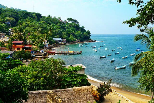 Massage School Abroad - Yelapa, Mexico
