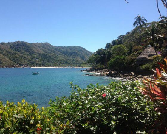 Yelapa, Mexico – Overlooking Bay