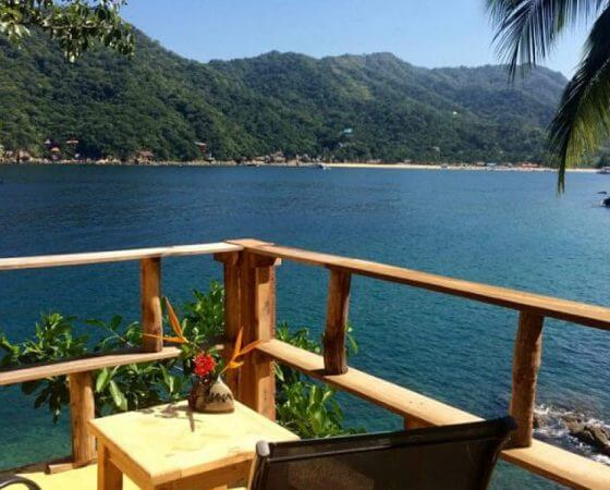 Yelapa, Mexico – View from Deck