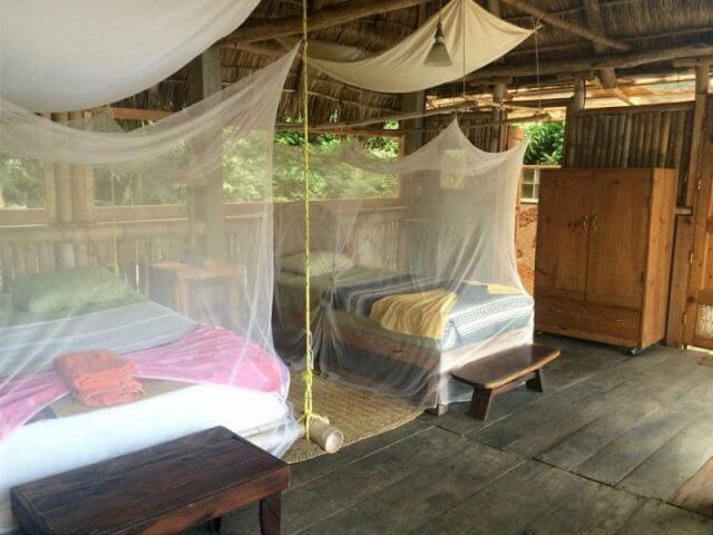 Yelapa, Mexico – Hanging Beds