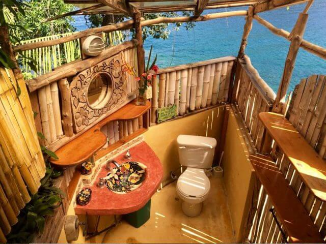 Yelapa, Mexico – Bathroom Near Sea