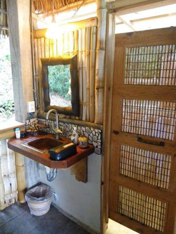 Yelapa, Mexico – Bathroom Sink