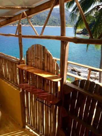 Yelapa, Mexico – View from Housing