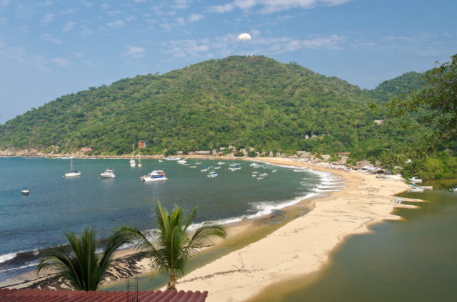 Yelapa Mexico Massage School