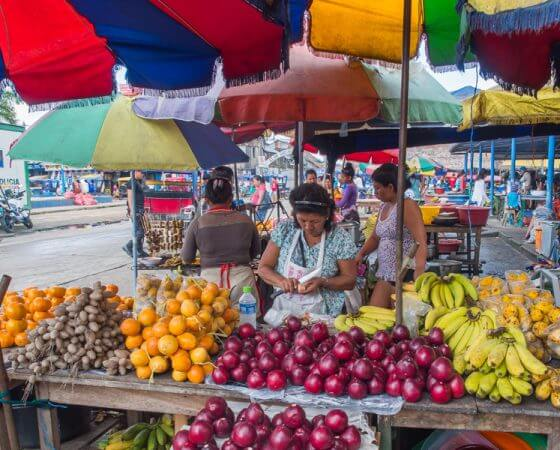 Los Organos, Peru – Food Markets in Peru