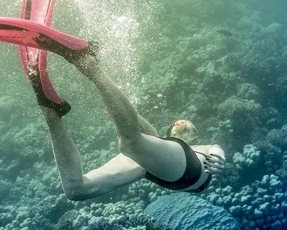 Los Organos, Peru – Snorkeling