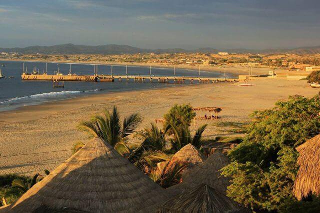 Massage School Abroad - Los Organos, Peru Beach