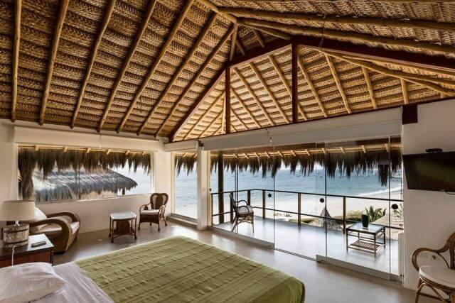 Massage School Abroad - Los Organos, Peru Bedroom