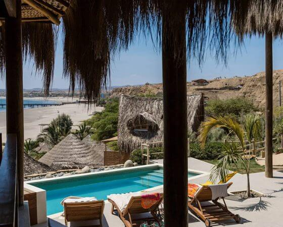 Los Organos, Peru – Poolside and Beach
